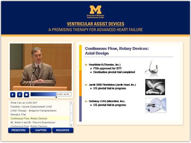 Medical Device Webcasting